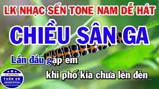 lien-khuc-karaoke-bolero-nhac-song-tone-nam-beat-hay-de-hat-chieu-san-ga-giot-le-dai-trang