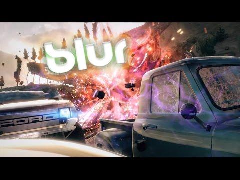 BLUR (размытие) - Обзор