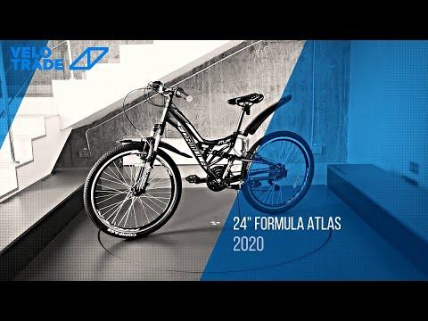 """Велосипед 24"""" Formula ATLAS Vbr 2020: video"""