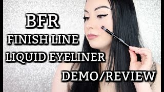 BEAUTY FOR REAL FINISH LINE LIQUID EYELINER