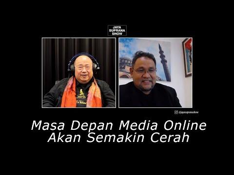 Teguh Santosa: Masa Depan Media Online Akan Semakin Cerah