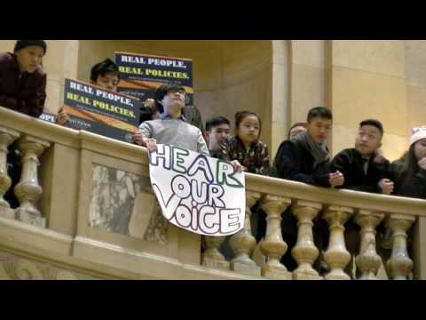 Asian & Pacific Islander Day at the Capitol on February 8th.