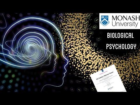 Biological Psychology Course Answer Keys & Free Certification of ...