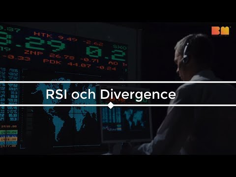 Lär Dig Trading – RSI och Divergence