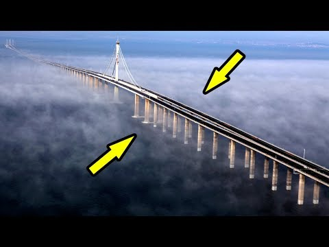 Top 10 Longest Bridges In The World (2019)