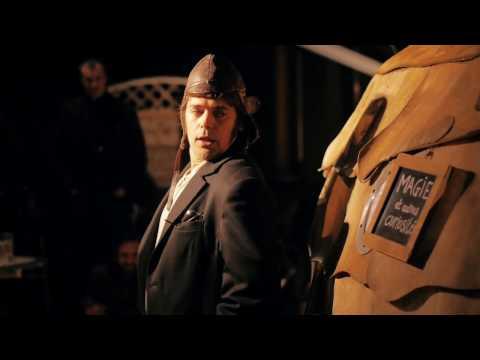 La tente d'Edgar,