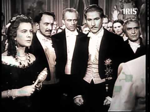 IL CAVALIERE DEL SOGNO - FILM ABOUT GAETANO DONIZETTI - 1947