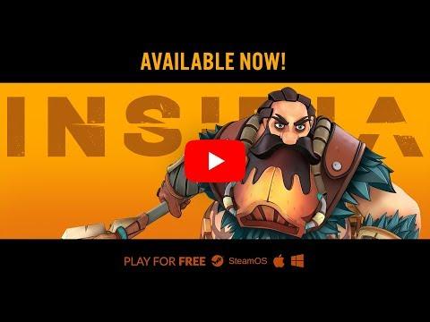 INSIDIA - Release Trailer thumbnail