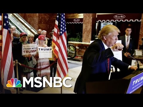 Donald Trump: I Am Surprised By Hillary's Tone (Full) | Morning Joe | MSNBC