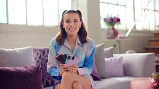 Millie Bobby Brown x Galaxy S20 FE: What's your fave color? | Samsung thumbnail