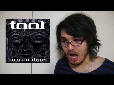 Tool - 10,000 Days (#MMTISTY: ALBUM REVIEW)
