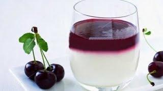 Панна-котта: классический рецепт десерта в домашних условиях