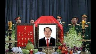 Toàn bộ thông cáo đặc biệt lễ Quốc tag Chủ tịch nc Trần Đại Quang | Kholo.pk