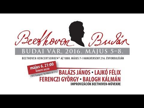 Beethoven Budán 2015 - Improvizációk - video preview image