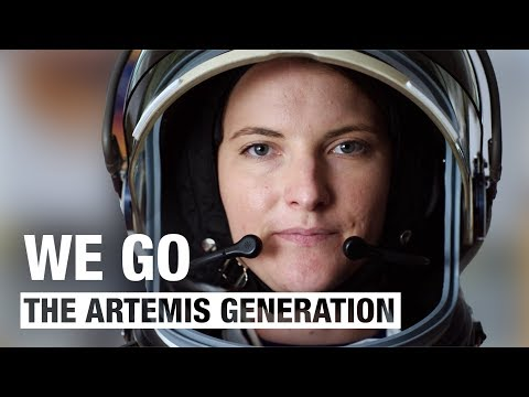 We Go as the Artemis Generation