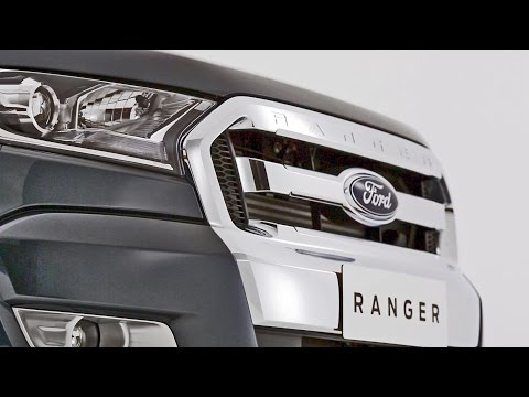 2016 Ford Ranger - Exterior and interior walkaround