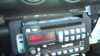 Pontiac Sunfire Radio Repair and Removal  2000 2005