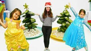Mini mutfakta Yeni Yıl  - Yılbaşı ağacı yapalım!
