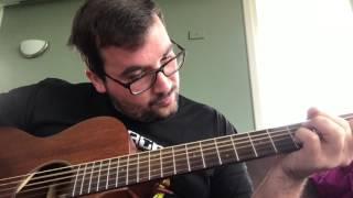 Let It Go - Zac Brown Band Cover ( Arun O'Connor )