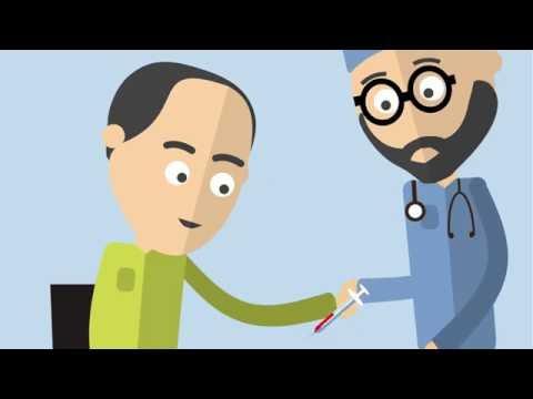 Überwachung von Prostatakrebs
