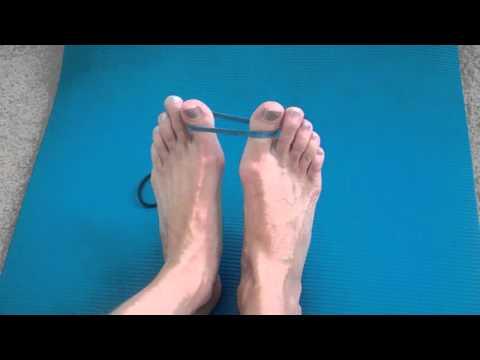 Od tego, co może być guz na palcu lewej nogi