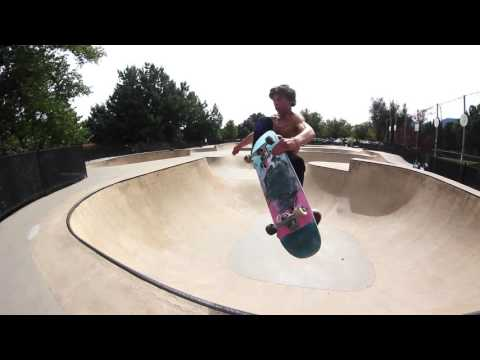 Isaiah Woodworth - Boulder Park