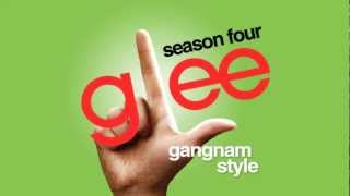 Gangnam Style - Glee Cast [HD FULL STUDIO]