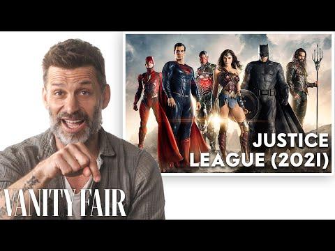 Zack Snyder Breaks Down His Career