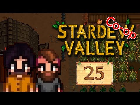 Stardew Valley Walkthrough - Haley Favor - Co-op #24 by