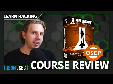 Offensive Security Certified Professional Course (PWK) Review ...