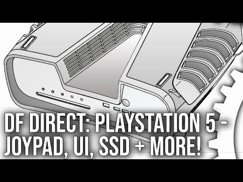 DF Direct: PlayStation 5 Controller, UI, SSD News Reaction + Analysis