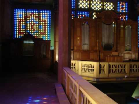 Visite de l'orgue Aeolians 1927 de la Paroisse