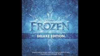 3. For the First Time in Forever - Frozen (OST)