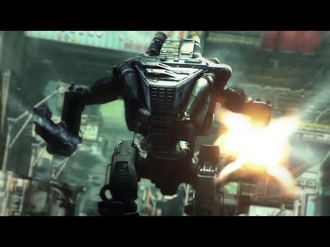 Hawken's New Cinematic Trailer Shows How Giant Mechs Explode