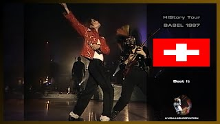 Michael Jackson Live In Basel 1997: Beat It - HIStory Tour