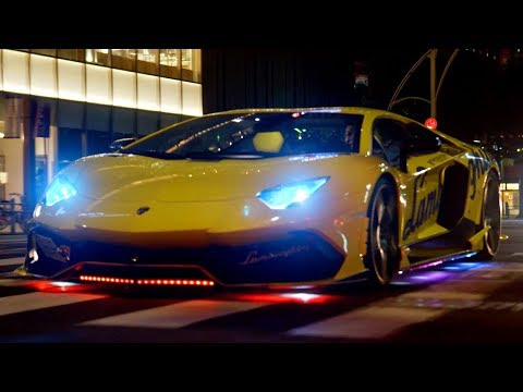 Lamborghini Run In Japan | Top Gear: Series 25