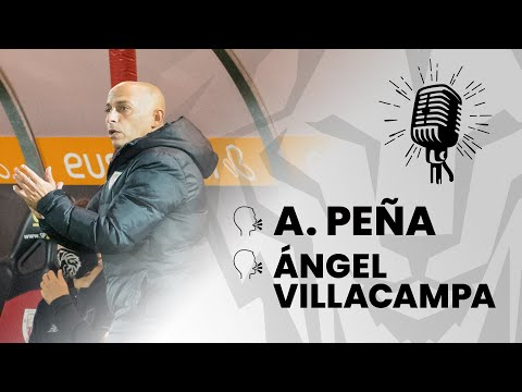🎙️ Amaia Peña & Ángel Villacampa I post RCD Espanyol 2-1 Athletic Club I J6 Primera Iberdrola