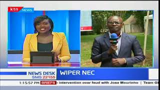 Wiper National Executive Council holds first meeting for 2018