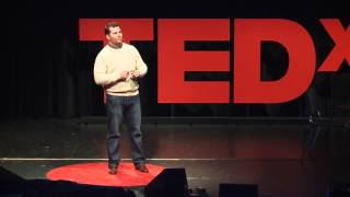 Coming Home From Iraq: A Local Marine's Story: Chad Russell At TEDxBend