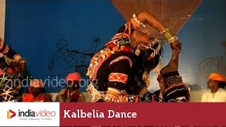 Kalbelia dance of Rajasthan