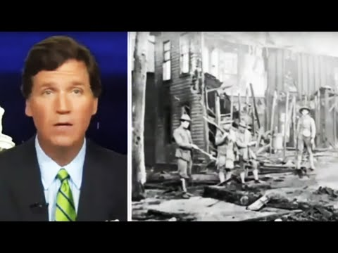 Don't Take History Lessons From Tucker Carlson