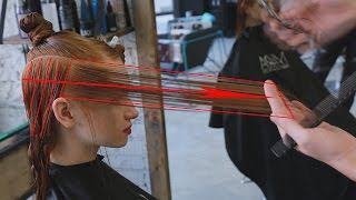 Long Layered Haircut Tutorial