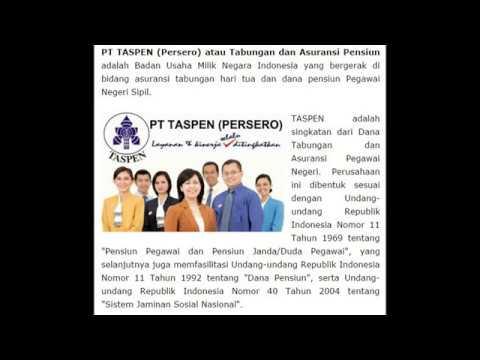 Lowongan Kerja Fresh Graduate/ Experience BUMN PT TASPEN (PERSERO) Januari 2017