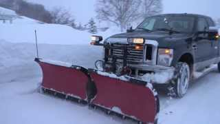 Shell Rotella Unsung - A life in the day of hard work: Snow Plow