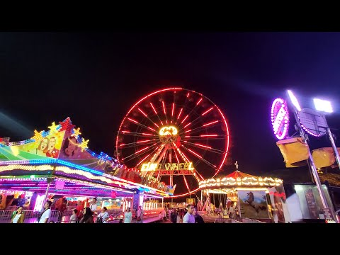 Xiaomi mi9T night video test | Euro Fun park | Redmi K20 | Real Mehedi