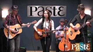 """Brandi Carlile """"I Will"""" Live at Paste"""