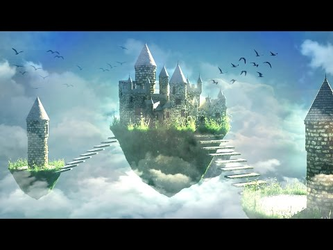 Making of fantasy castle 3ds max tutorial part – 1