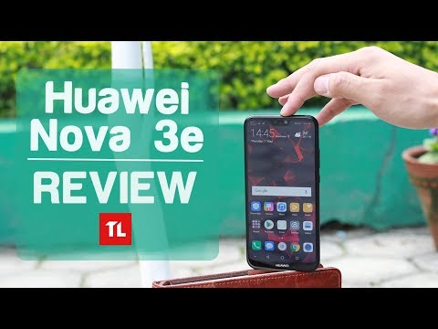 Huawei Nova 3e Review: Top-Notch Mid Range Smartphone?