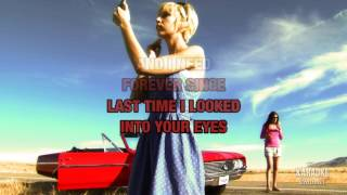 Arizona Rain (Radio Version) in the style of 3 Of Hearts | Karaoke with Lyrics