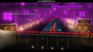 Rocksmith2014 - Anthrax -  Potter's field (Rhythm99%)